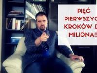 5 Pierwszych Kroków Do Miliona - Wodzirej Sukcesu