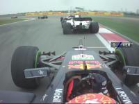F1 GP Chin 2017 i niesamowite pierwsze okrążenie Maxa Verstappena