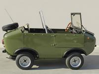 Fiat Ferves Ranger jeden z 50 ocalałych modeli