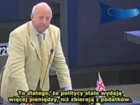 Głos rozsądku w Unii Europejskiej, jeden z nielicznych