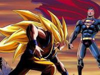 Goku Vs Superman / Who Wins?