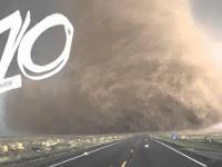 Najgorsze tornada w historii!