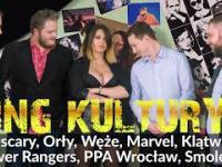 RING KULTURY 1: Oscary, Orły, Węże, Marvel, Klątwa, Janusz Drobisz, Power Rangers, PPA Wrocław