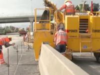 Maszyna do produkcji barier drogowych