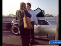 Wypadki super samochodów 2