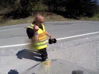 7 Honda cbr 1000rr in Austria | Police | Wheelie |