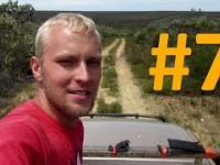 7 AUSTRALIA autostopem - Wywieźli nas do lasu