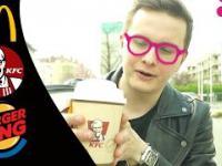 KAWY MCDONALD'S KFC BURGER KING vs. ORLEN SHELL BP - KTÓRA NAJLEPSZA?