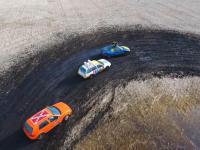 Wyścig i niszczenie samochodów o wartości $300