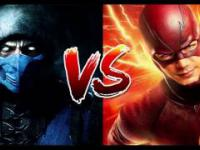 New 2017 Trailer Mortal Kombat VS DC Universe 2 Sub Zero Vs. Flash / Who Wins??