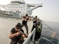 Somalijscy piraci KONTRA prywatna ochrona statku