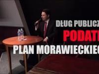 dr Sławomir Mentzen: Wykład o gospodarce, planie Morawieckiego, podatkach, długu publicznym