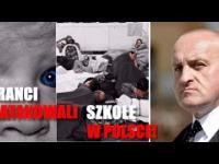 Imigranci zaatakowali polską szkołę! Kowalski & Chojecki NA ŻYWO 24.04.2017