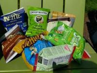 Test amerykańskich chipsów: z kokosa, wodorostów