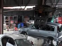 Jak w Japonii pozbywaja się samochodów