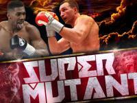 Kliczko vs Joshua - Mutant vs Dr Młot