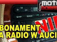 Abonament RTV za radio w aucie - powiedzmy stop!