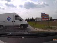 Bus widmo straszy w Ostrowie Wielkopolskim