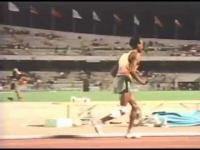 Wielki sportowiec - John Stephen Akhwari z Tanzanii