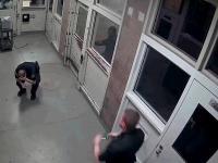 Policja zaatakowana przez więźniów