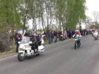 Rozpoczęcie sezonu motocyklowego Wolsztyn 2017