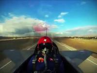 4500 метров в высоту за 45 секунд - Видео Dailymotion