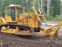 Niesamowite buldożery w akcji // Amazing bulldozer