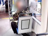 HIT! W tramwaju można palić papierosy....29.04.2017