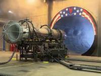 Odpalanie silników odrzutowych // Jet engines