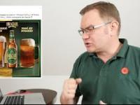 Kopyr masakruje nowe piwne reklamy