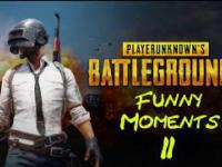 Playerunknown's Battlegrounds Funny Moments cz.2