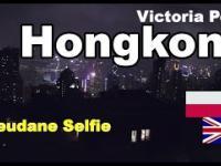 Nieudane selfie - Victoria Peak, Hongkong