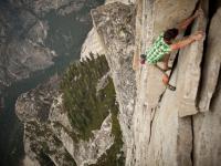 Alex Honnold - najlepszy na świecie wspinacz bez zabezpieczeń