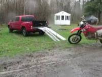 Typowy motocyklista jest typowy