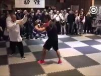 Kto wygra pojedynek, Zawodnik MMA czy mistrz Tai Chi?
