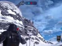 LEAKED FOOTAGE: Imperials test new AT-ST anti-gravity system on hoth