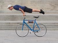 Wyższy poziom jazdy na rowerze