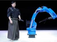 Współczesny samuraj VS nowoczesna maszyna