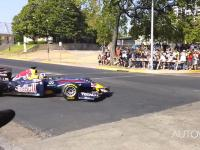 Formula E Vs. Formula 1