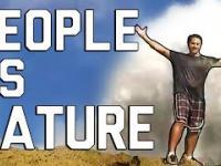 Natura kontra człowiek