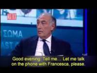 Reporterka włoskiej telewizji zaatakowana przez imigrantów podczas relacji na żywo