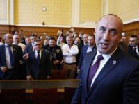 haradinaj może zostać następnym premierem kosowa po upadku rządu