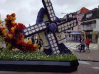 Flower Parade Bloemencorso Noordwijk Bollenstreek Holland 2017 2