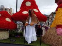Flower Parade Bloemencorso Noordwijk Bollenstreek Holland 2017 3
