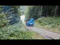 Crash test ciężarówek