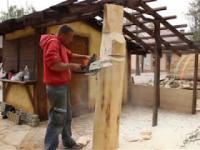 rzeźbienie w drewnie kobiety wonder wooden woman carving handmade solina lake bieszczady timelapse