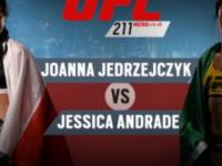 JJ obroniła pas UFC!
