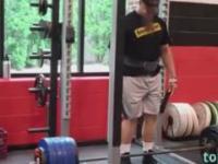 Śmieszne wpadki na siłowni - ubaw na siłce ! - FAIL GYM