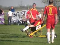 Pomoc medyczna w V lidze rumuńskiej