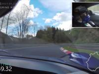 Elektryczny supersamochód bije rekord na torze Nurburgring